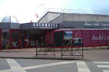 Automates Avenue, Falaise, France