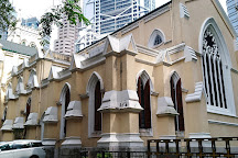 St John's Cathedral Labyrinth, Hong Kong, China