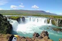 Goðafoss Waterfall, Akureyri, Iceland
