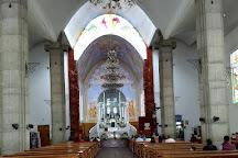 Iglesia de Nuestra Senora de la Caridad, Huamantla, Mexico