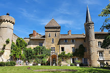 Chateau Lamartine, Saint-Point, France
