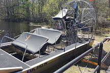 Wild Bill's Airboat Tours, Inverness, United States