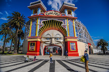 Luna Park Melbourne, St Kilda, Australia