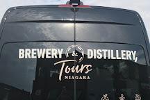Brewery & Distillery Tours Niagara, Niagara Falls, Canada