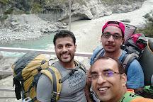 Satopanth Lake, Gopeshwar, India