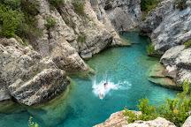 Rialb River, La Baronia de Rialb, Spain