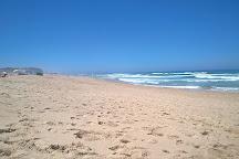 Praia Foz do Arelho, Caldas da Rainha, Portugal