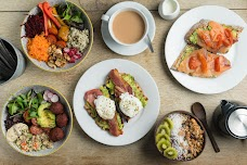 Organic Deli Cafe, Event Caterers & Wholefoods Store oxford
