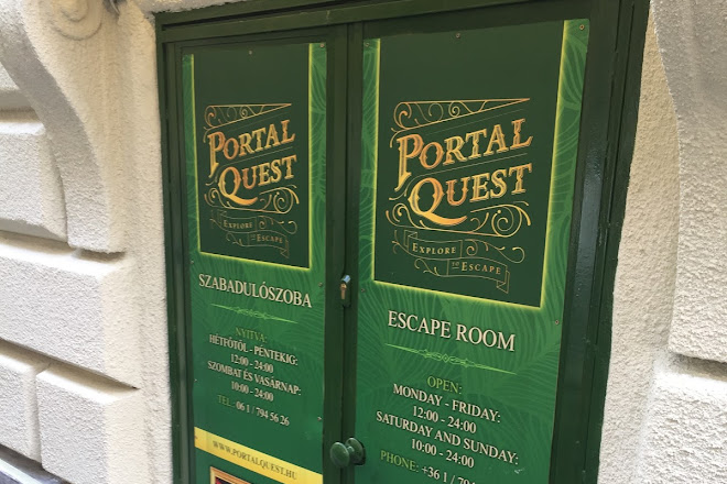 Portal Quest, Budapest, Hungary