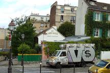 Au Lapin Agile, Paris, France