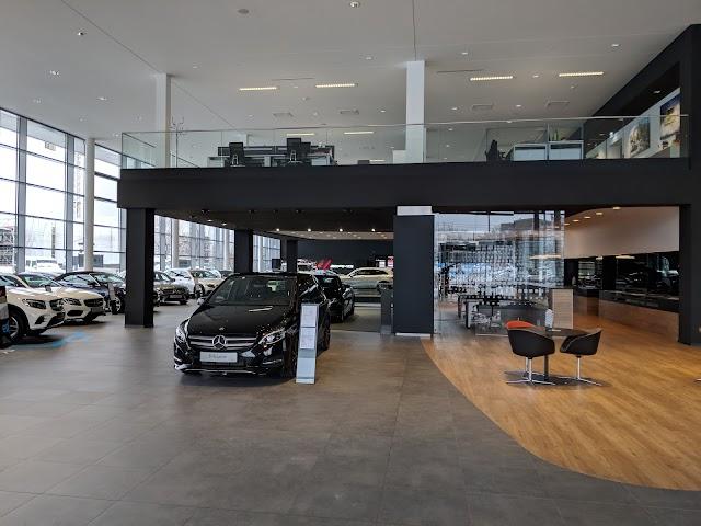 Mercedes-Benz Niederlassung Mainz