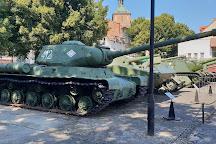 Polish Army Museum, Kolobrzeg, Poland