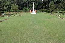 Chittagong Commonwealth War Cemetery, Chittagong City, Bangladesh
