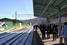Железнодорожная станция  Taebaek Station