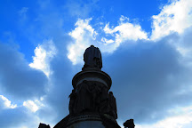 The O'Connell Monument, Dublin, Ireland