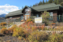The Den - Jasper's Wildlife Museum, Jasper, Canada