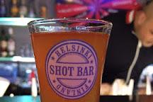 Shot Bar, Helsinki, Finland