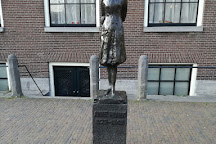 Anne Frank Monument, Amsterdam, The Netherlands
