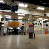 Железнодорожная станция  Prešov