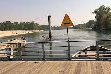 Ponte delle barche, Bereguardo, Italy