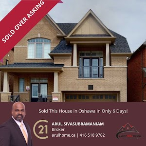 Best Real Estate Agent in Scarborough,Toronto, Markham, Durham-Arul Sivasubramaniam