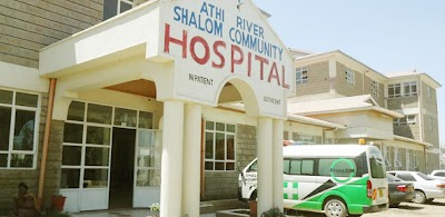 Image result for shalom hospital athi river