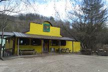Natural Bridge Sky Lift Gift Shop, Slade, United States
