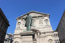 Monumento ad Alessandro Manzoni, Milan, Italy