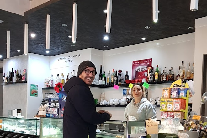 Gran Caffe Miro, Rome, Italy