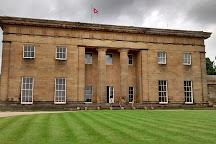 Belsay Hall, Castle and Gardens, Belsay, United Kingdom