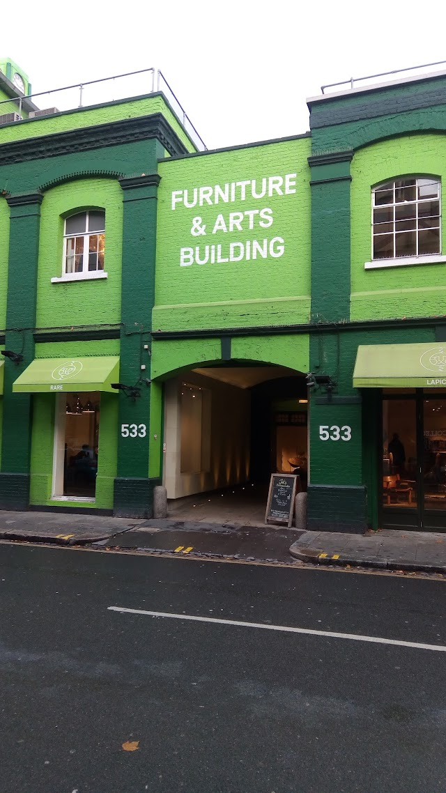 Furniture and Arts Building