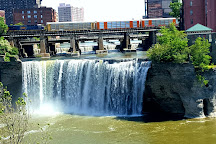 Genesee River's High Falls, Rochester, United States