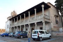 Palacio de Juan II, Madrigal de las Altas Torres, Spain
