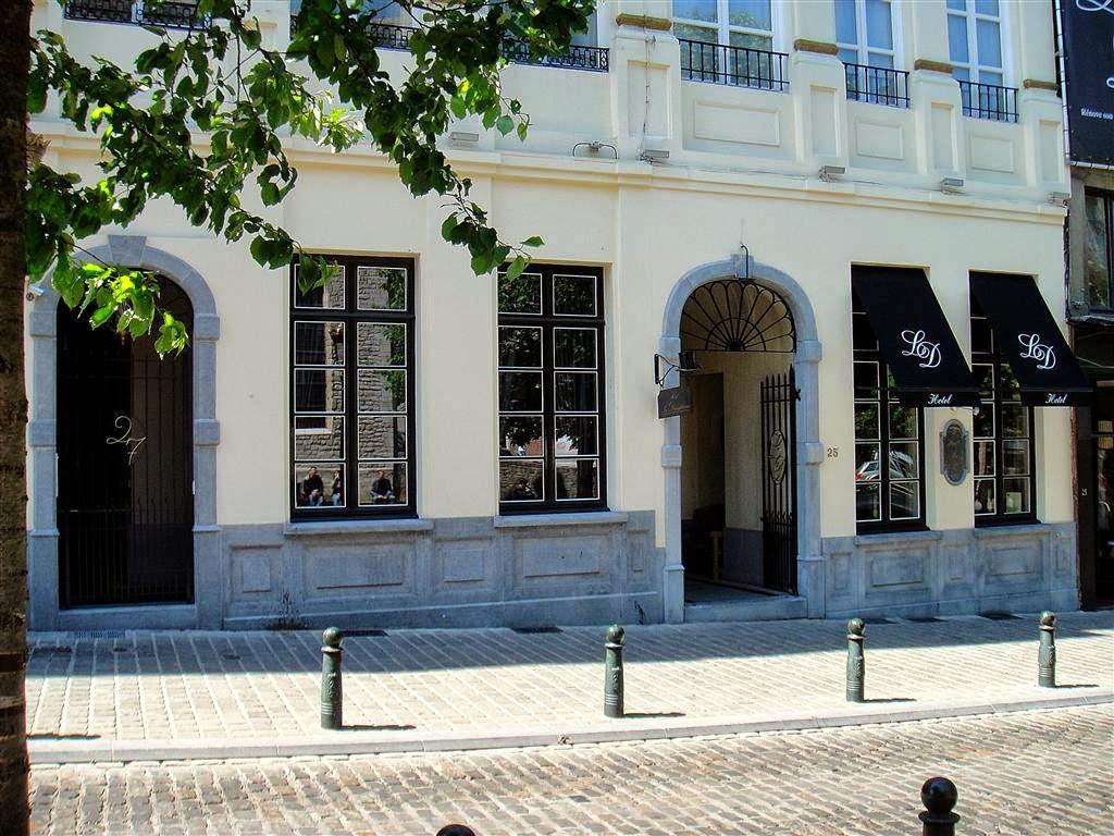 Luxury Hotels Brussels : Le Dixseptieme