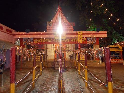 Buddheshwar Mahadev Temple