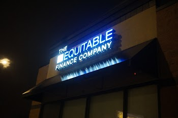 The Equitable Finance Company Payday Loans Picture