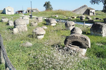 Necropoli di Tarquinia, Tarquinia, Italy