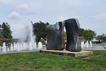 Dancing Water Fountain, Branson, United States