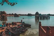 Gadsisar Sagar Lake, Jaisalmer, India