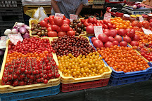 Feny Utca Market, Budapest, Hungary