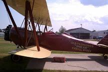 Hampton Airfield, Hampton, United States
