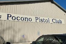 Pocono Pistol Range, Stroudsburg, United States