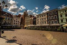 Town Square - Old Town, Torun, Poland