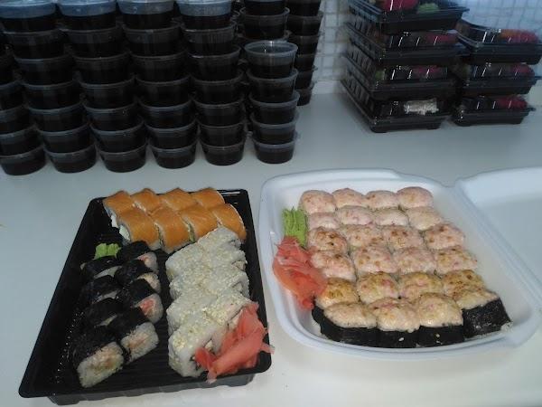 В федеральную сеть магазинов японской кухни