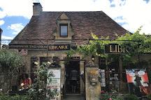Librairie Histoire de Lire, Domme, France