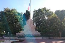 Jardin Alexandre 1er, Toulon, France