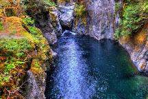 Englishman River Falls Provincial Park, Errington, Canada