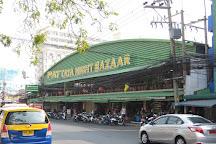 Pattaya Night Bazaar, Pattaya, Thailand