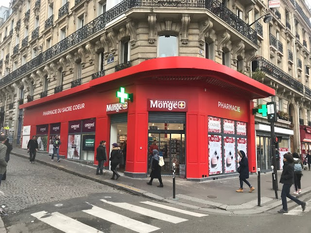 Pharmacie Monge Sacré Coeur