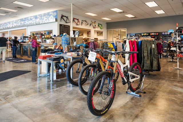 Backcountry Retail Store